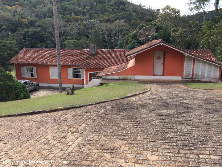 Fazenda / Sítio à venda em Pessegueiros, Teresópolis - RJ - Foto 1